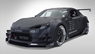 2012 sema scion fr-s tuner challenge - cars revealed! [video]
