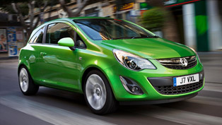 Vauxhall Corsa Achieves 85.6 MPG Efficiency Result