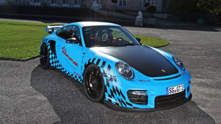 wimmer rs porsche gt2 rs generates 1020 horsepower