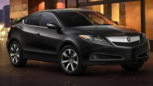 2013 Acura ZDX Facelift US - Price $50,920