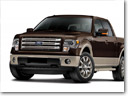 2013 Ford F-150 King Ranch