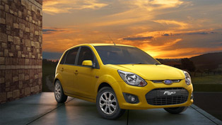 2013 Ford Figo Adds New Design Elements and Smart Features