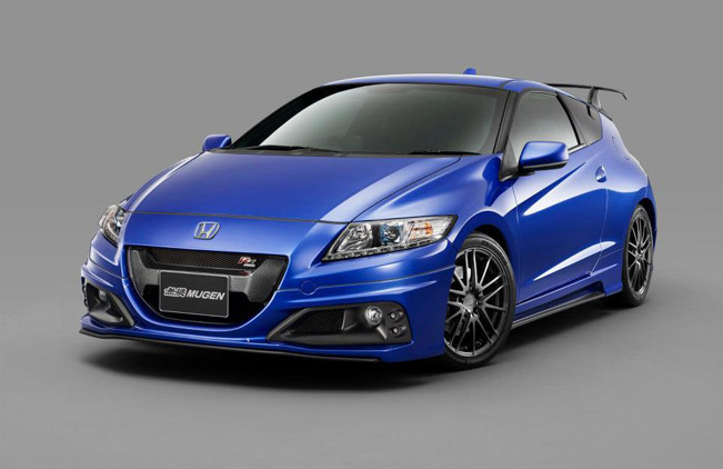 2013 honda cr z mugen rz for japan. Black Bedroom Furniture Sets. Home Design Ideas