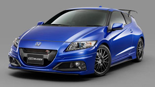 2013 honda cr-z mugen rz for japan