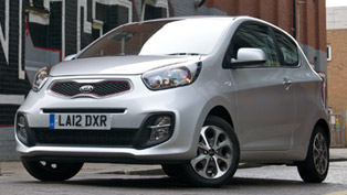 2013 Kia Picanto City hits the market - Price £10,245