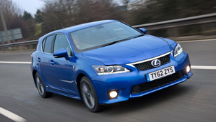 2013 Lexus CT 200h - Pricing Announced