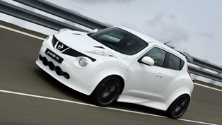 Nissan Juke-R Gets New Look and More Power [VIDEO]