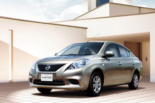 2013 Nissan Latio Specifications Announced