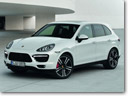2013 Porsche Cayenne Turbo S - 550HP and 750Nm
