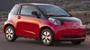 2013 scion iq ev - performance and efficiency