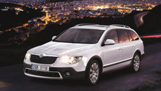 skoda superb outdoor officially launched