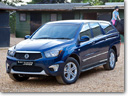 2013 SsangYong Korando Sports Pick-Up – Price £18,295