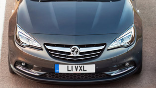 2013 Vauxhall Cascada - available from March