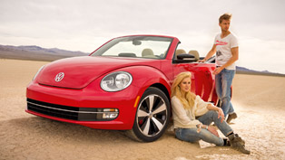 2013 Volkswagen Beetle Cabriolet - The new Fashion