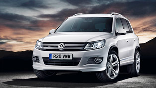 2013 Volkswagen Tiguan R-Line - Pricing Announced