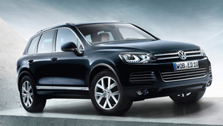 Touareg Celebrates 10 Years With Special Edition X