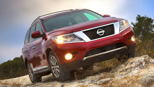 2013 Nissan Pathfinder with Announced Pricing