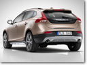 2013 Volvo V40 R-Design and Cross Country – Pricing £22,295 and £22,595
