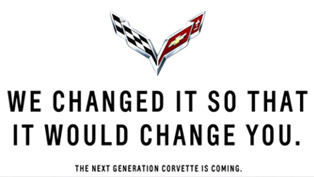 2014 Chevrolet Corvette C7 First Video Teaser Released