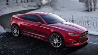 Exclusive Preview of 2015 Ford Mustang