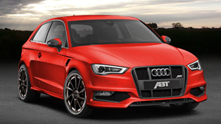ABT 2013 Audi AS3 - A Beautiful Rear Also Can Endear
