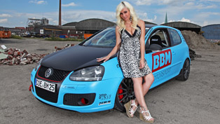 Volkswagen Golf GTI tuned by BBM