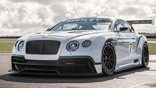 Bentley Continental GT3 - Price £200,000
