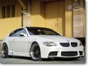 CLP Performance BMW 6 Series Equipped with new Aerodynamics Kit
