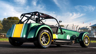 caterham superlight r600 - 275hp and 270nm