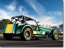 Caterham Superlight R600 – 275HP and 270Nm