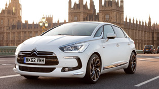 Citroen DS5 Hybrid4: More Environmentally Considerate Than Ever