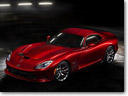 Dodge SRT Viper at the 2012 SEMA