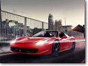 Ferrari 458 Spider Through the Eyes of a Photographer