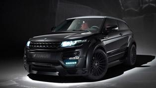 MOV'IT Steel Brake Systems for Hamann Range Rover Evoque