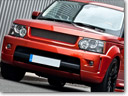 Kahn Range Rover Copper Metallic RS 600