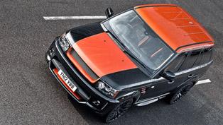Style Icon: Kahn Range Rover Sport RS300 Vesuvius Edition