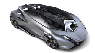 Lamborghini Perdigón Concept - Simply Breathtaking!