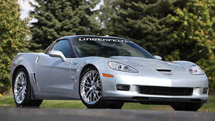 Lingenfelter Chevrolet Corvette ZR1 Generates 750 Horsepower