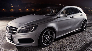 Mercedes-Benz A-Class Receives Environmental Certificate