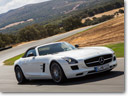 Market launch of the Mercedes-Benz SLS AMG GT