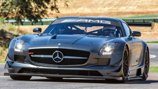 Mercedes-Benz SLS AMG GT3 45th Anniversary - Price  €446,250