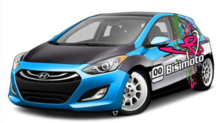 Bisimoto Hyundai Elantra GT Generates 600 HP