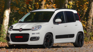 Novitec 2012 Fiat Panda - Clever and Sporty