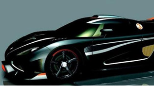 Koenigsegg Agera with Carbon Wheels and 1400HP