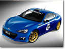 Subaru BRZ by Possum Bourne Motorsport