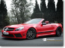 Prior Design Mercedes-Benz SL R230FL PD Black Edition V2 Widebody