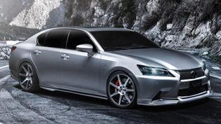 Lexus GS 350 F SPORT Supercharged - 2012 SEMA