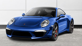 2013 Porsche 911 Carrera 4 and 4S by TopCar [render]
