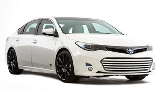 Toyota Avalon range for 2012 SEMA