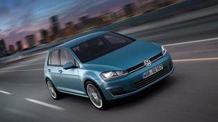 Seventh-generation Volkswagen Golf with Market Launch